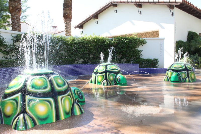 Turtle Fountain