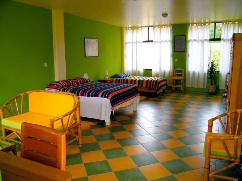 Double room with view, location de vacances à Tlaxcala