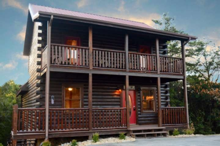 Welcome to LeConte Waters Cabin