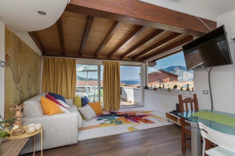 Apartments Manga Rosa, alquiler de vacaciones en Malcesine