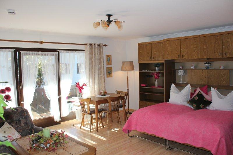 Ferienwohnung Anastasia, holiday rental in Garmisch-Partenkirchen