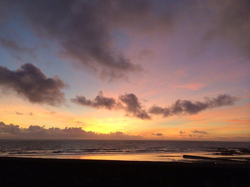 Sunset at Rest Bay