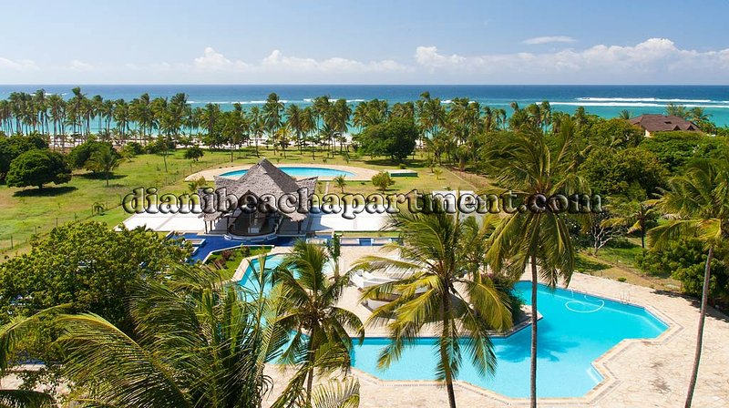 Diani Beach Apartment, holiday rental in Kwale