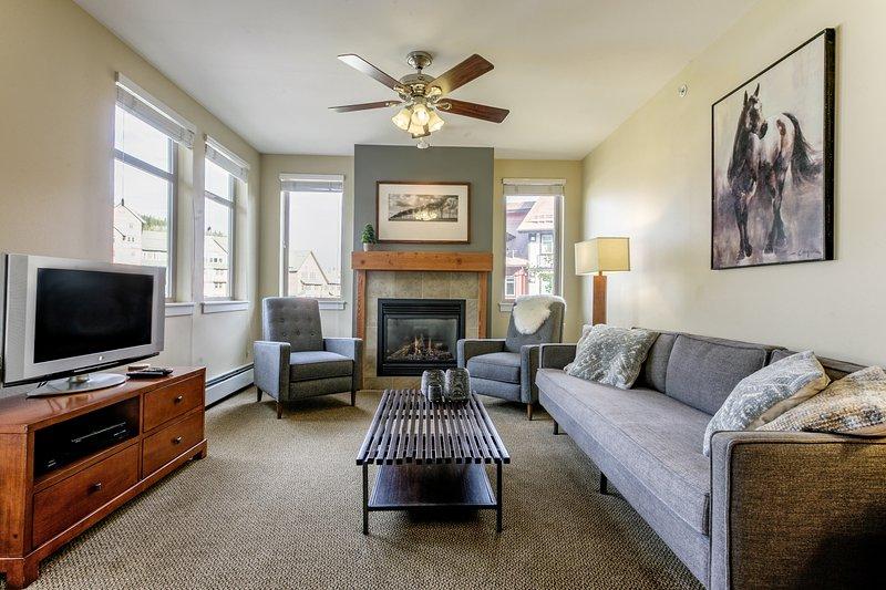 Freshly designed with new furnishings