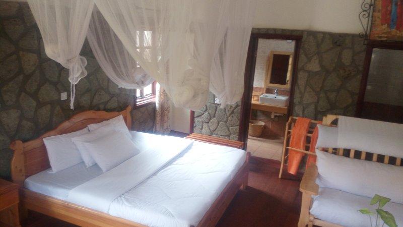 Ngorongoro Lodge&Campsite, aluguéis de temporada em Arusha (região)