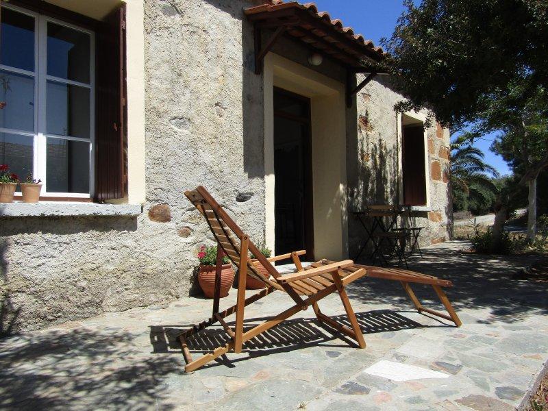 Trouli House, location de vacances à Stalos