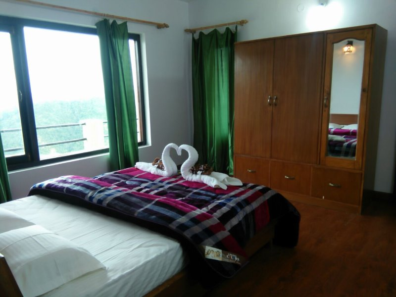 Viewtiful Homestay Luxury Apartment, vacation rental in Jageshwar