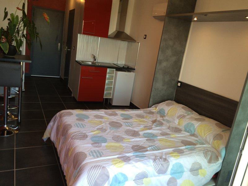 Sleeping room Kitchen