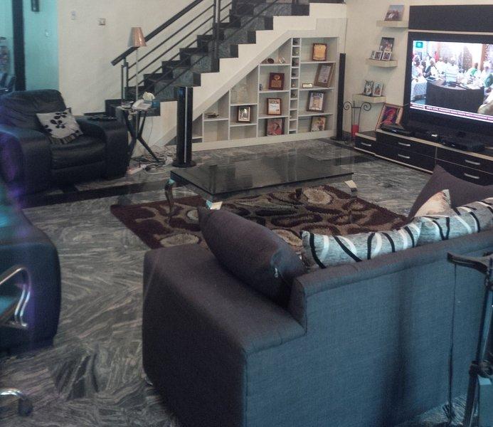 Luxury Accommodation, holiday rental in Ikeja