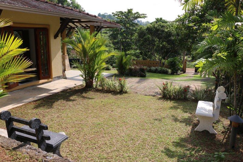 Jardim bela