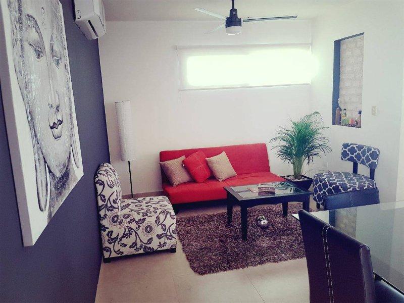 Departamento luxury 1 recamara dept. 7, vacation rental in Merida