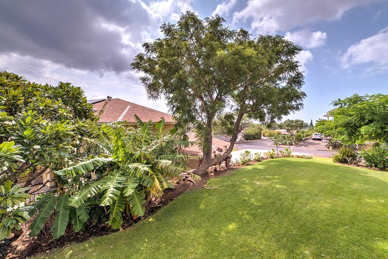 Experience the best of Hawaii from this Waikoloa Village home!