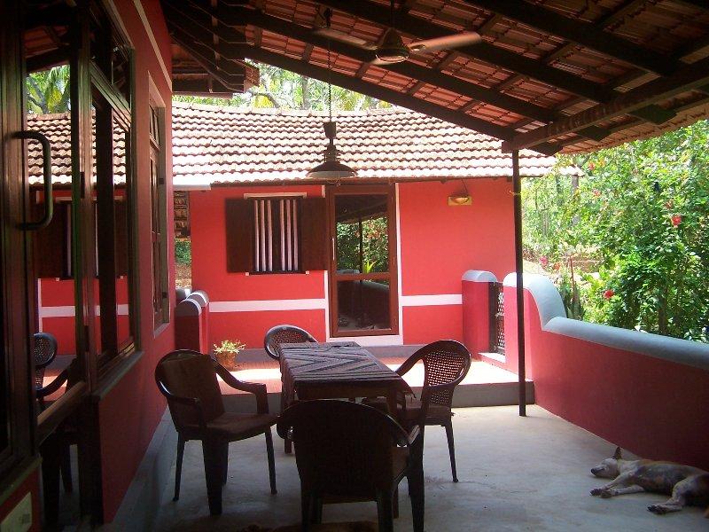 ELDC DreamcatcherHouse/ india kerala varkala apartment  tours ayurveda wellness, holiday rental in Varkala Town