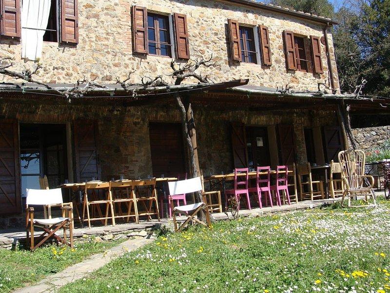 Agriturismo I Nocini, vacation rental in Ribolla