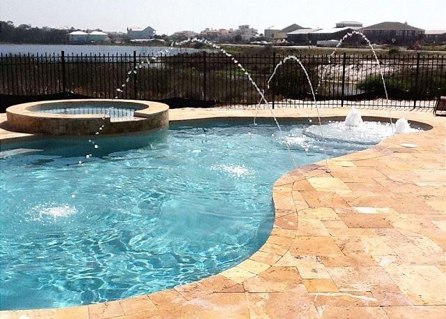 Luxuay Heated Pool
