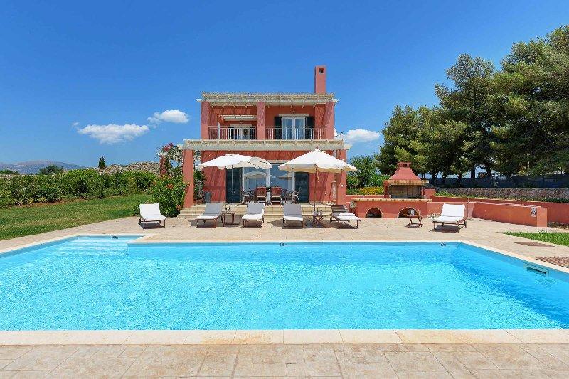Villa Agnandi, holiday rental in Lakithra