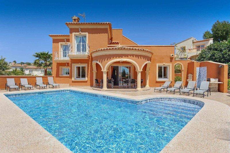 Villa Buena, vacation rental in La Llobella