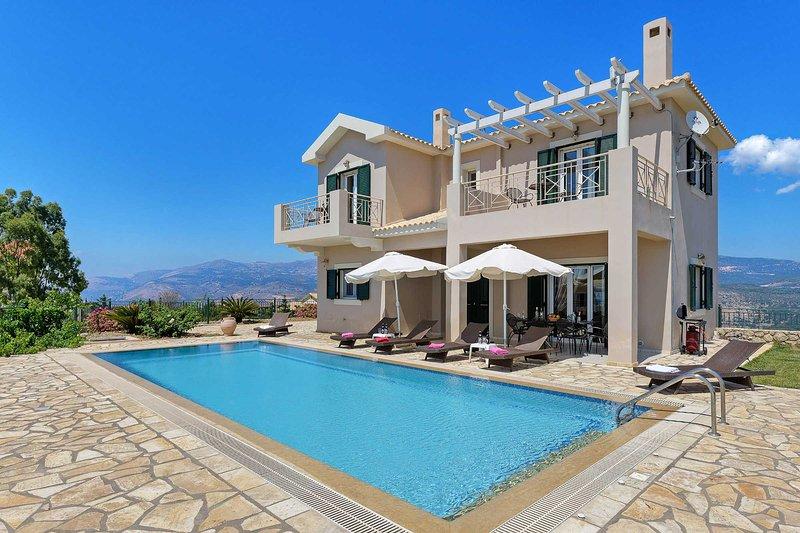 Villa Kalithea, holiday rental in Argostolion