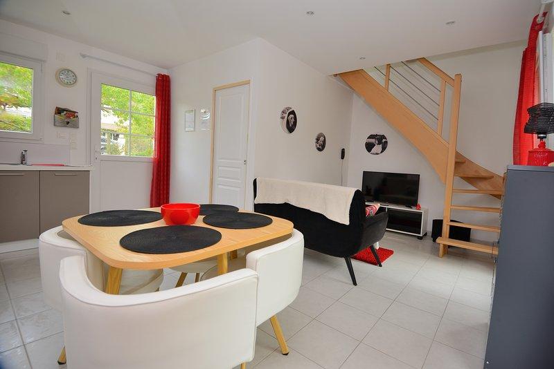 Les Genêts: gîte de charme dans l'Essonne, aluguéis de temporada em Yevre-la-Ville