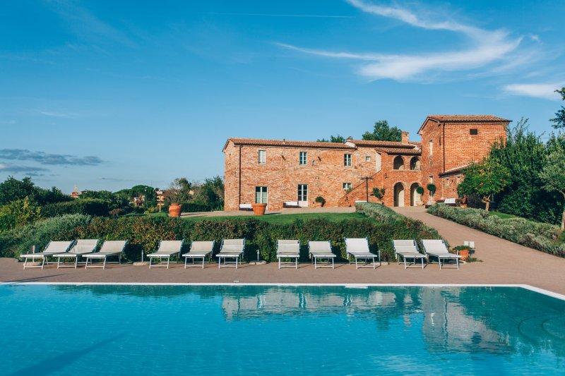 Wonderful and romantic Tuscany, location de vacances à Foiano Della Chiana