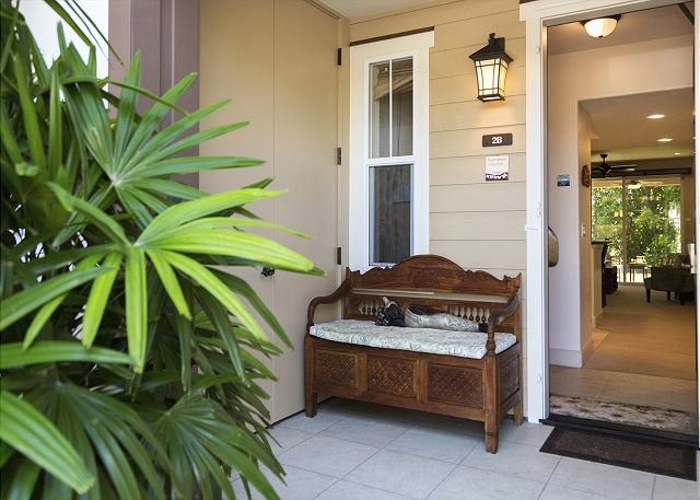 Hali'i Kai at Waikoloa Unit 2B - 2 Bedroom, 2 Bath Ground Floor-Very private!, holiday rental in Kohala Coast