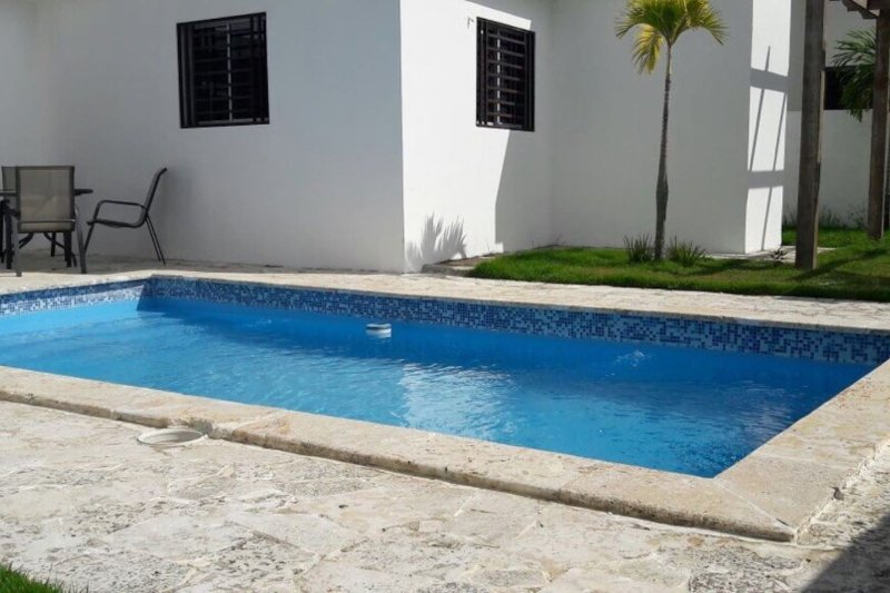 House with Private pool in Santiago, holiday rental in Santiago Province