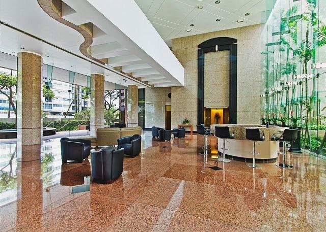 Grand Waikiki Landmark Lobby