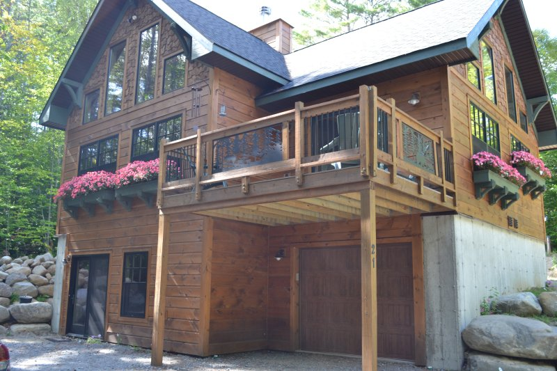The Woodland Lane Guest Lodge.