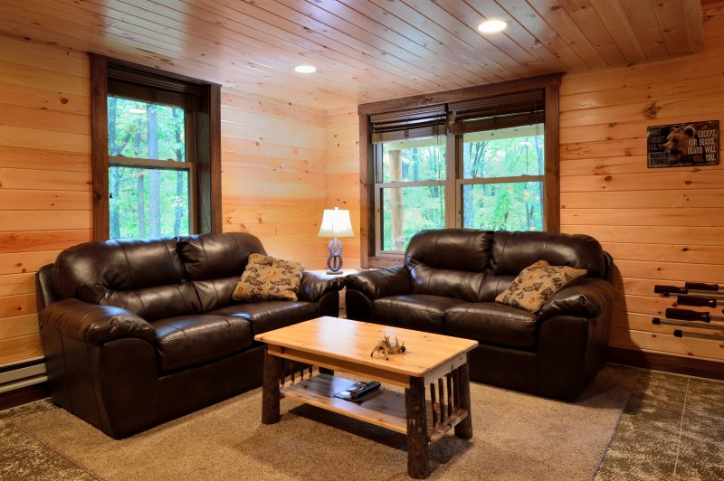 Christine's Chalet at Trickle Creek at Hocking Hills UPDATED