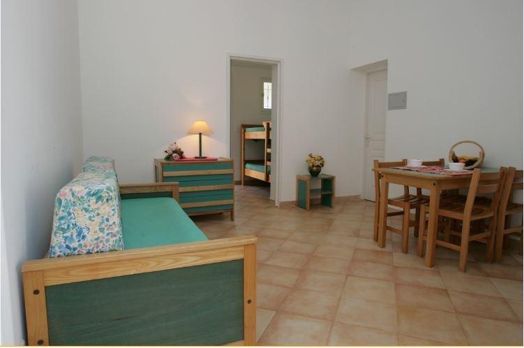 Adonis Borgo Living Room With Sofa