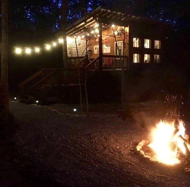 enjoy deer camp day and night