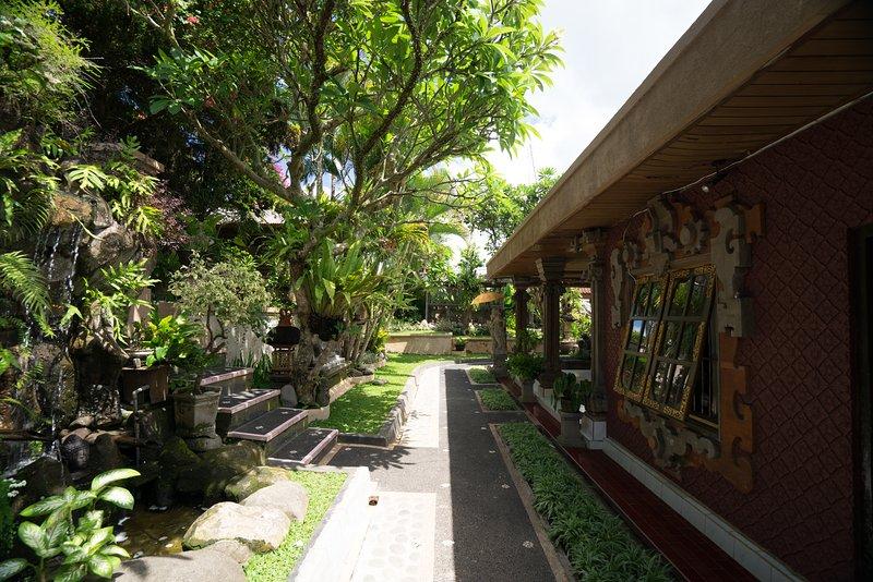 Nuaja Balinese House, holiday rental in Bedulu