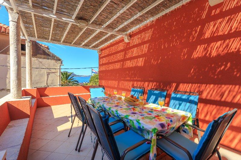 Hedera Estate, Villa Hedera XI, holiday rental in Kolocep Island