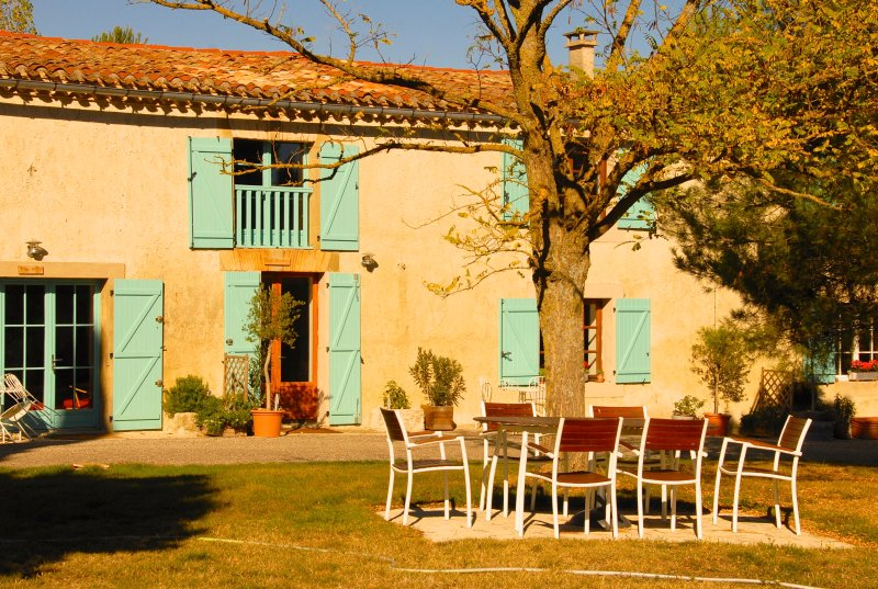 Domaine Saladry, les Cypres 3 bed 4* luxury Gite, holiday rental in Carcassonne Center