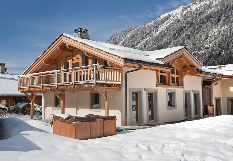 Chalet Passon Inverno do ~