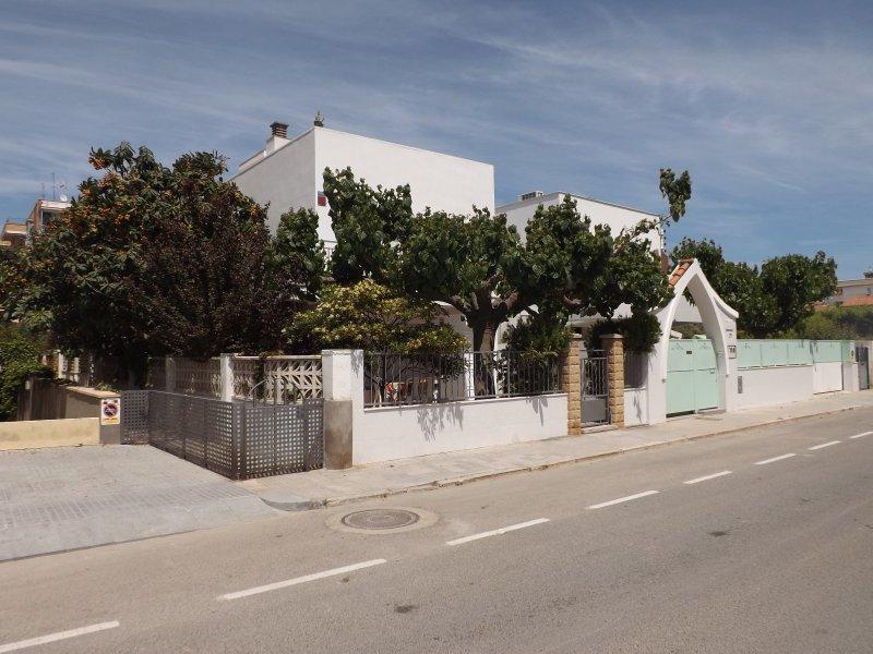 Villa Paula Trinidad - Parte delantera del alojamiento