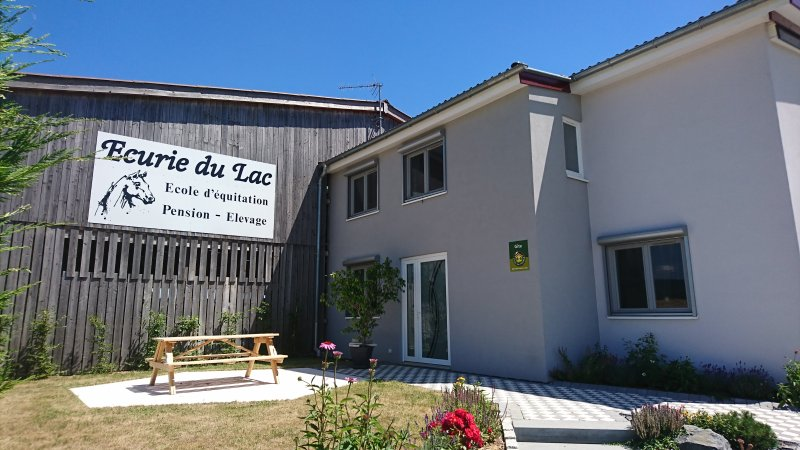 Le Gîte du Lac, holiday rental in Lembach