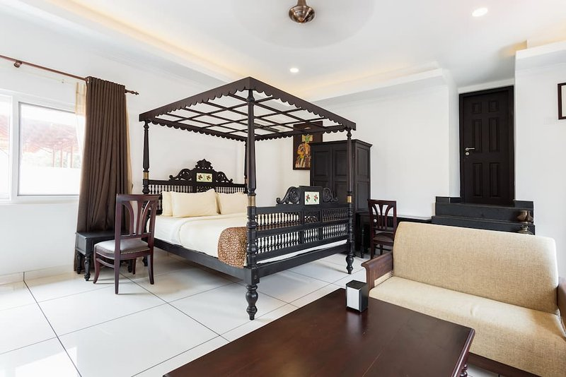 Studio Apartment - Close to the beach, holiday rental in Kumbalam