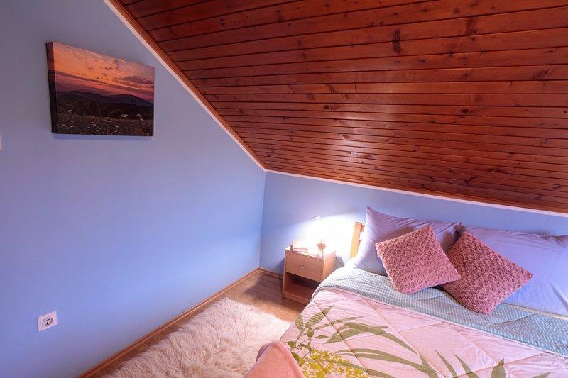 Chevet lumière pour lire au lit