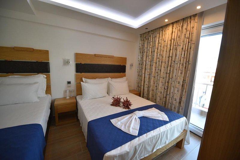 Megkas Theodoros - Apartment 101, holiday rental in Kitros