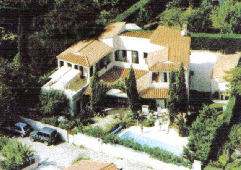 Les Mimosas, holiday rental in Ortaffa