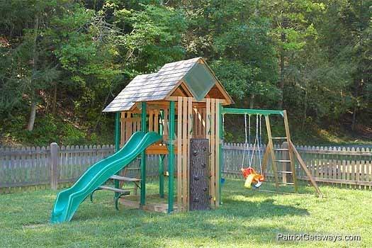 Resort Playground bij Waters Edge Lodge