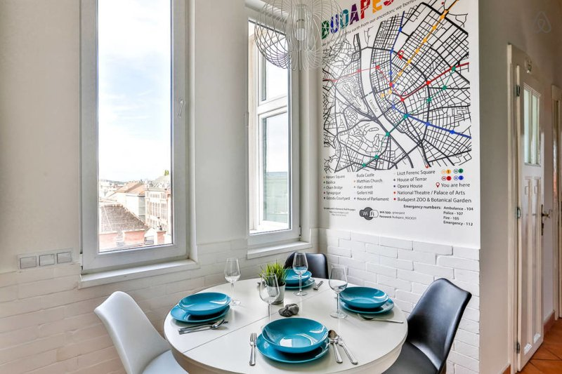 Green Oasis On The Top of Budapest w 2BR, vacation rental in Budapest