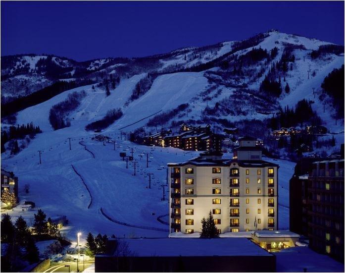 Sheraton Steamboat Studio Ski Trails