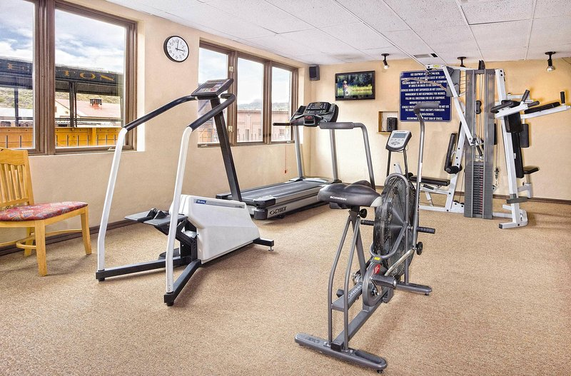 Wyndham Durango fitness area