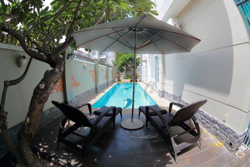 Mona Villa 01 - Back Beach, holiday rental in Long Hai