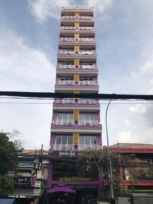 Welcome to Purple Inn Hotel