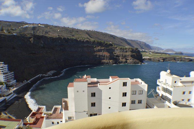 Apartamento en Playa san Marcos/ Icod de los Vinos – semesterbostad i Icod de los Vinos