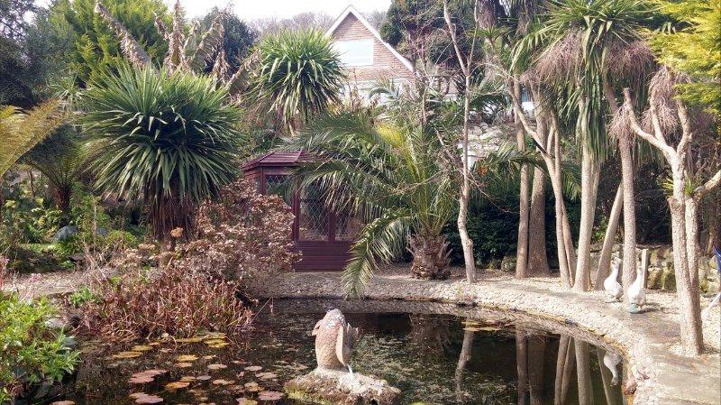 A Casa do Jardim Frente
