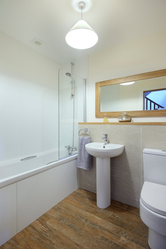 Main bathroom downstairs